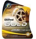 Моторные масла и смазки United Oil для легковых автомобилей