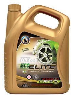 Полностью синтетическое моторное масло United Eco-Elite для легкового автотранспорта служит для максимальной защиты двигателя, превышает самые взыскательные требования по контролю за выбросами современных двигателей, а также расходом масла