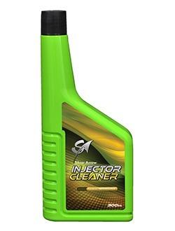 Концентрированная моющая жидкость Silver Arrow Gasoline Injection Cleaner для автомобилей с бензиновыми двигателями, которая превосходно очищает топливные инжекторы и впускные клапаны