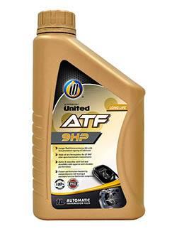 Синтетическая жидкость United ATF-9HP Long Life подходит для 9-тактных автоматических трансмиссий, гарантирует бесперебойную работу АКПП, повышает комфорт вождения